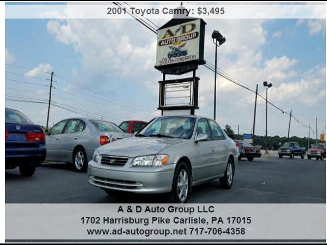 2001 Toyota Camry 4dr Sdn I4 Auto CE (Natl)