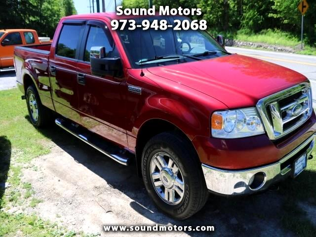 2008 Ford F-150 XLT 6.5-ft. Bed 4WD