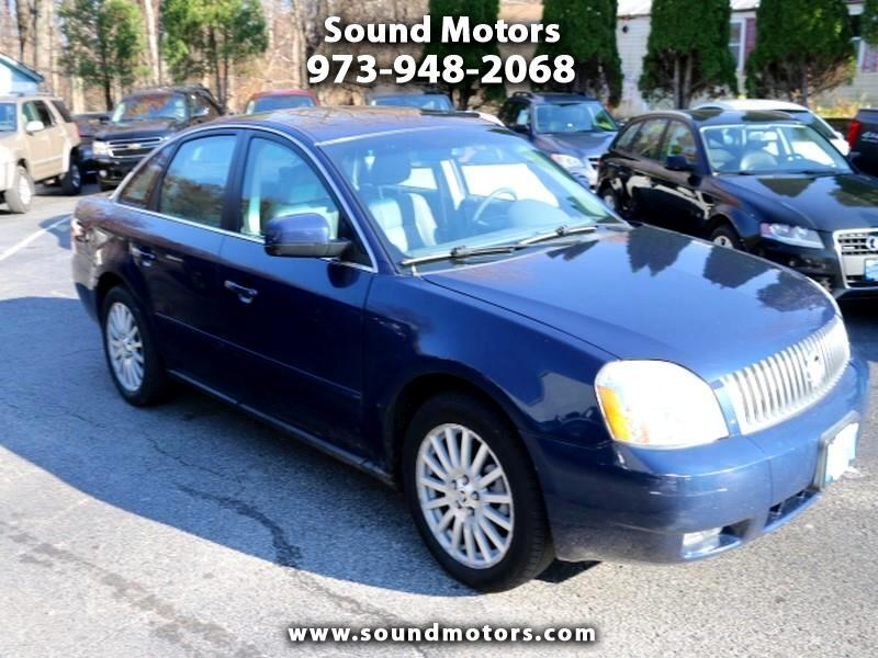 2006 Mercury Montego Premier AWD