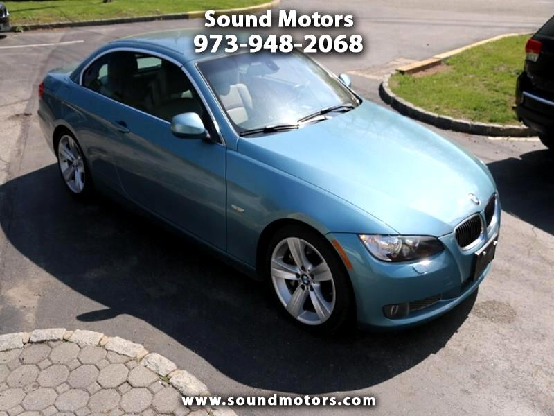 2010 BMW 3-Series 335i Convertible