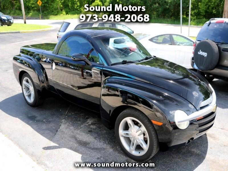 Chevrolet SSR LS 2003