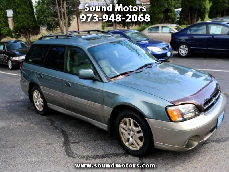 2001 Subaru Outback Limited Wagon