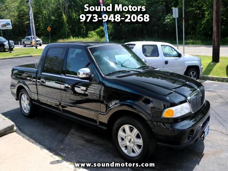 2002 Lincoln Blackwood Luxury Utility Vehicle