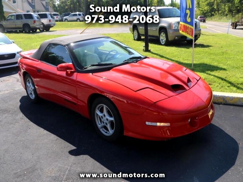 Pontiac Firebird Formula Convertible 1997