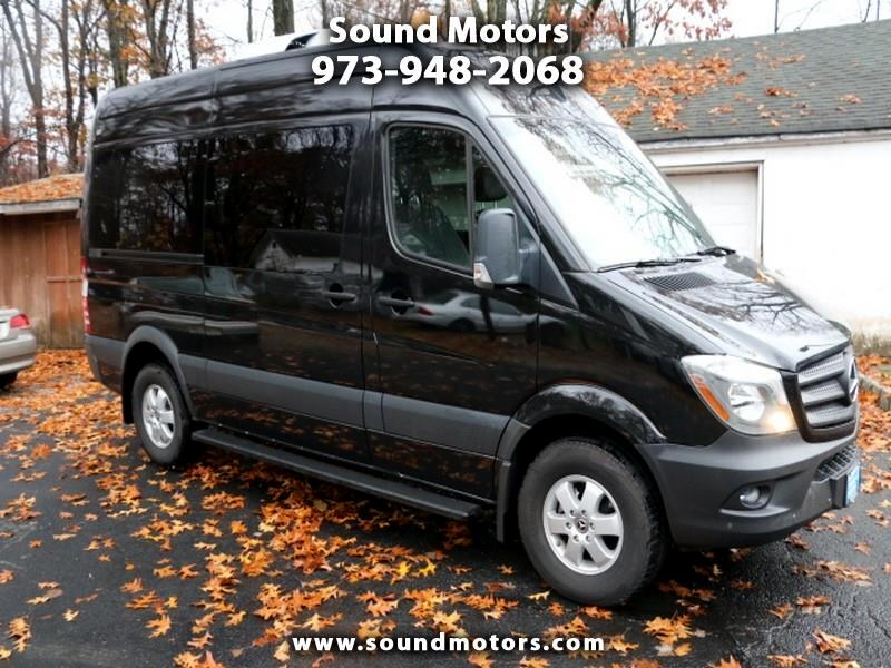 2018 Mercedes-Benz Sprinter 2500 High Roof 144-in. WB