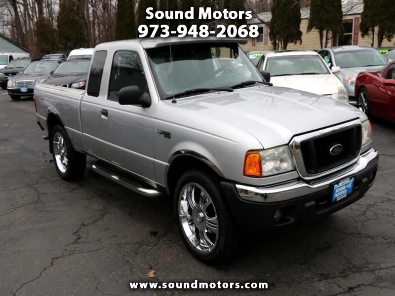 Ford Ranger Edge SuperCab 4WD 2004