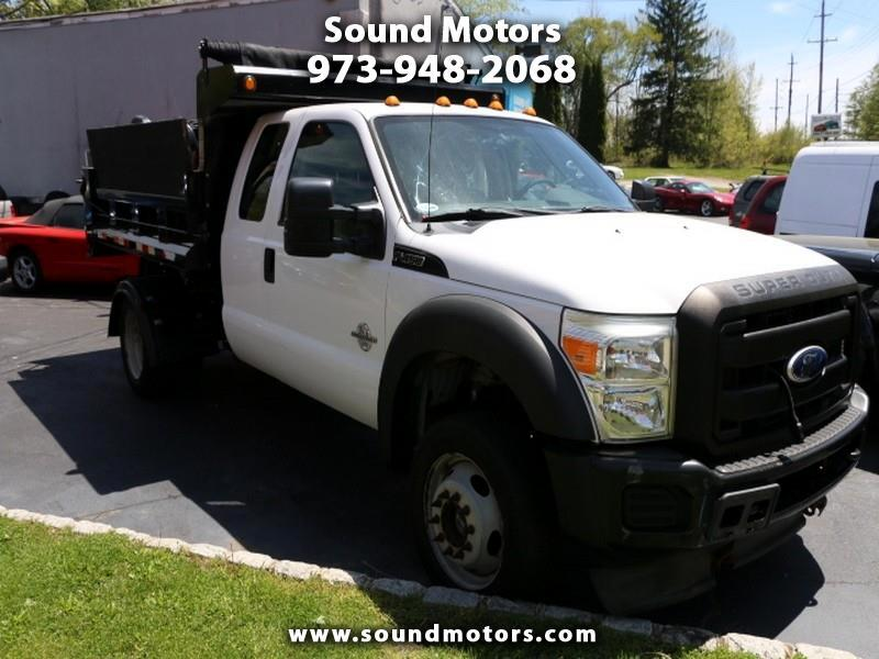 Ford F-450 SD SuperCab DRW 4WD 2011