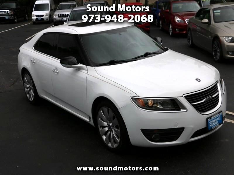 Saab 9-5 Turbo4 Sedan 2011