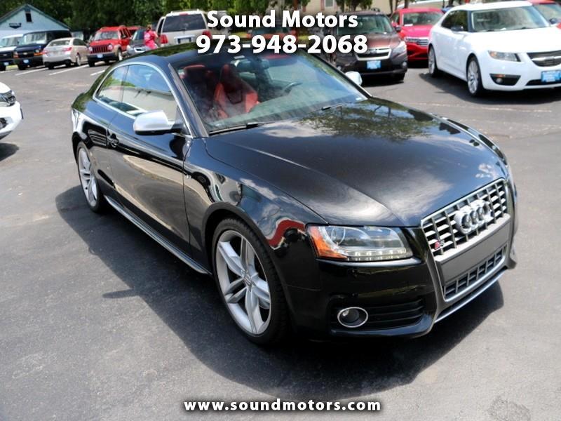 Audi S5 4.2 Coupe quattro Tiptronic 2010