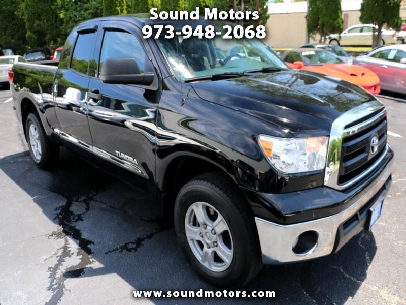 Toyota Tundra Tundra-Grade Double Cab 4.6L 4WD 2013