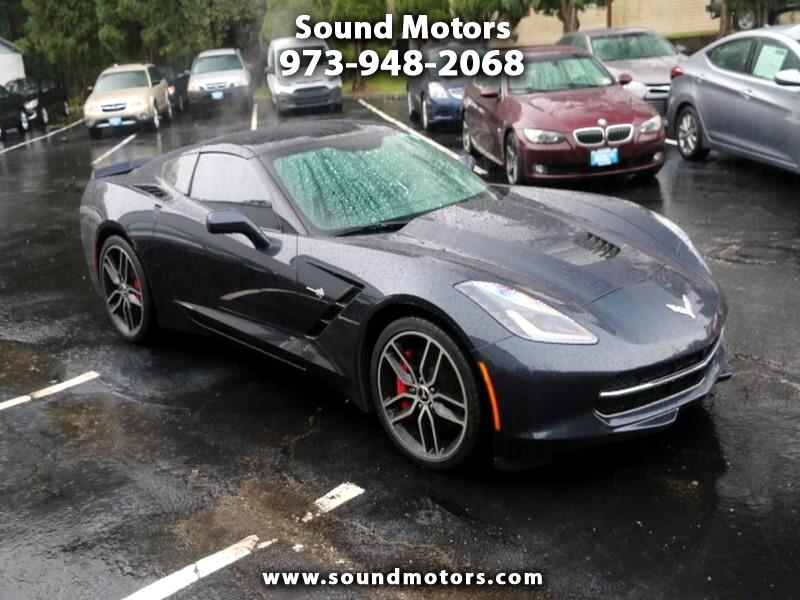 Chevrolet Corvette Z51 2LT Coupe Manual 2015