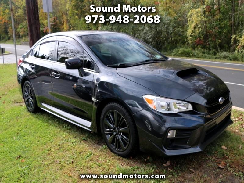 Subaru WRX 4-Door 2018