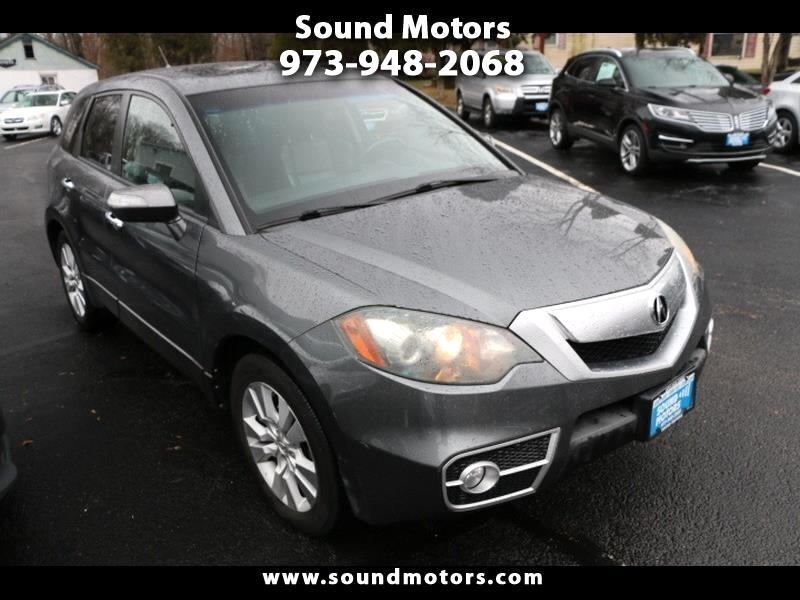 Acura RDX 5-Spd AT SH-AWD 2010