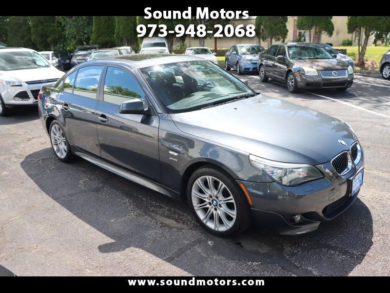 BMW 5-Series 535xi 4D Sedan 2010