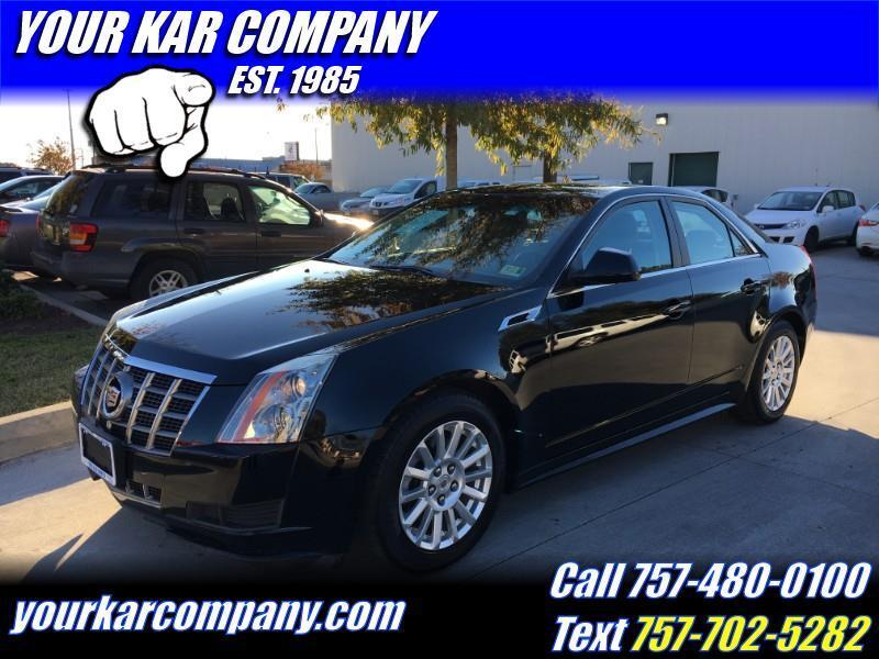 2012 Cadillac CTS AWD