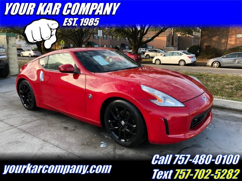 2014 Nissan Z 370Z Coupe 7AT