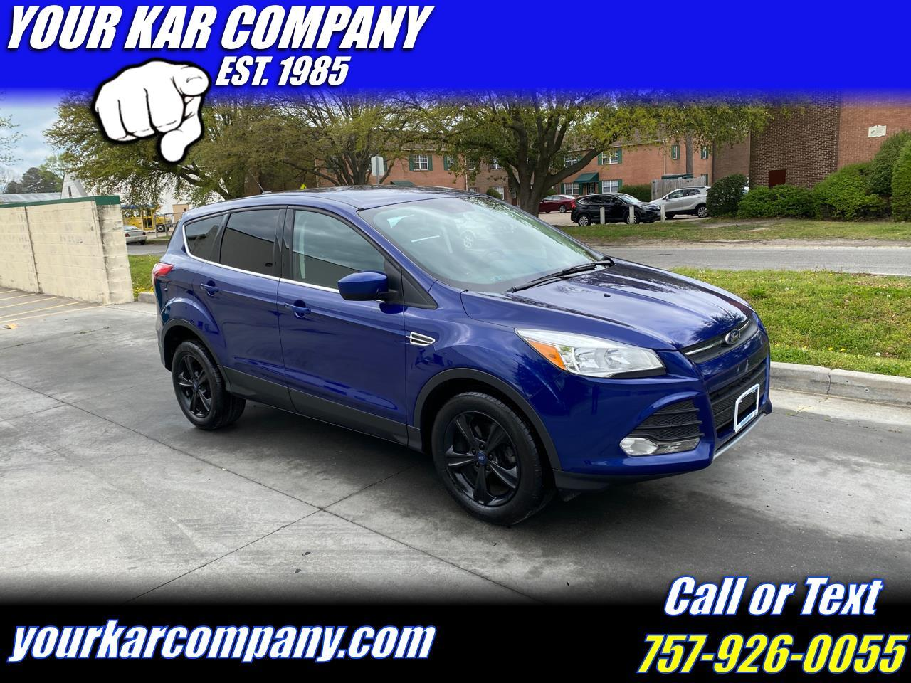 Ford Escape FWD 4dr SE 2016
