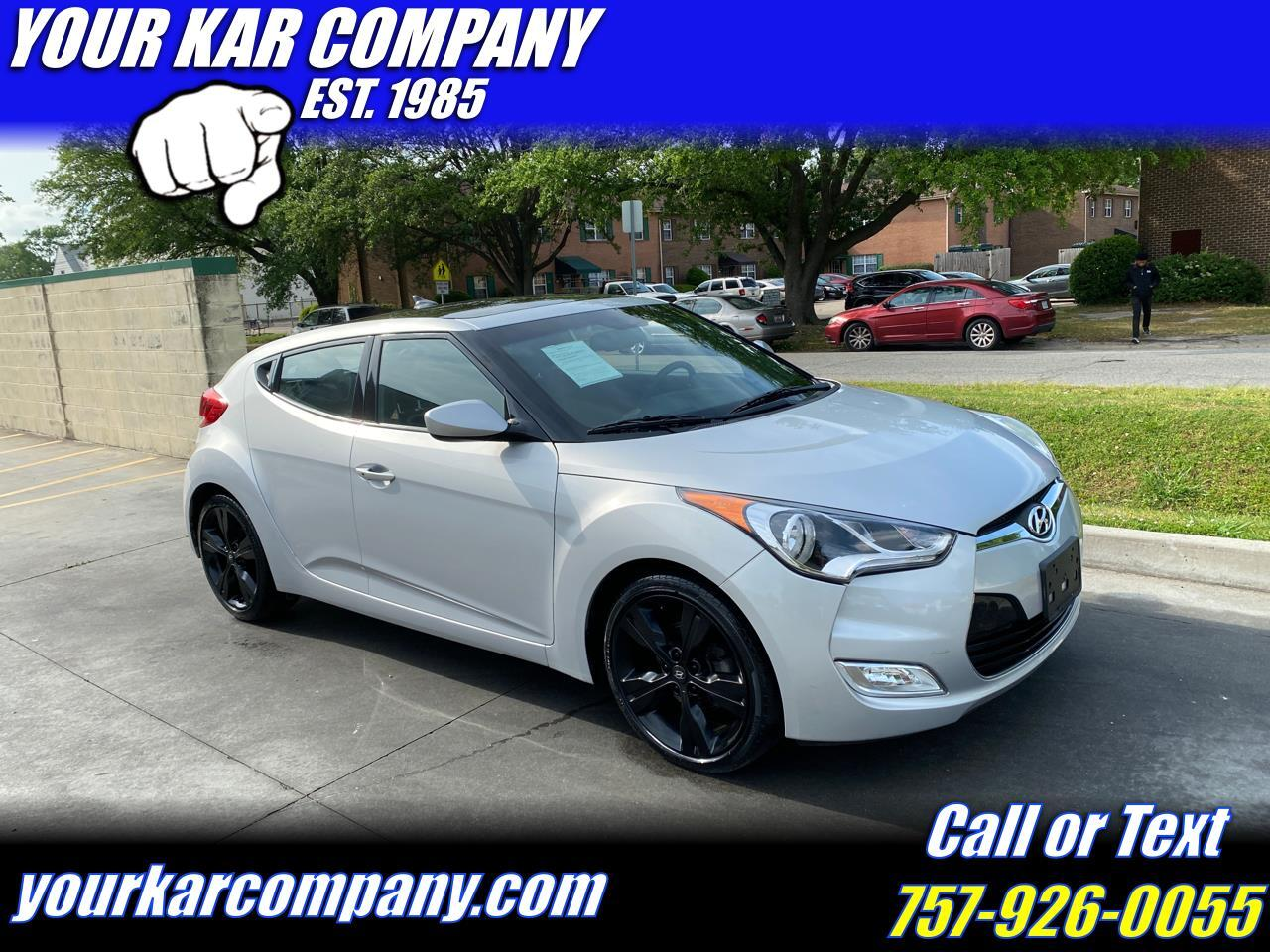 Hyundai Veloster Value Edition Dual Clutch 2017