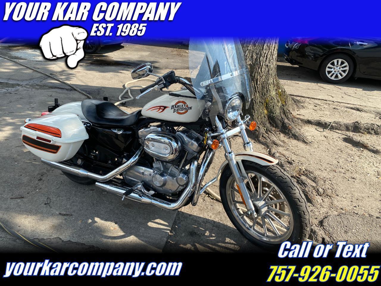 Harley-Davidson XL883L  2009