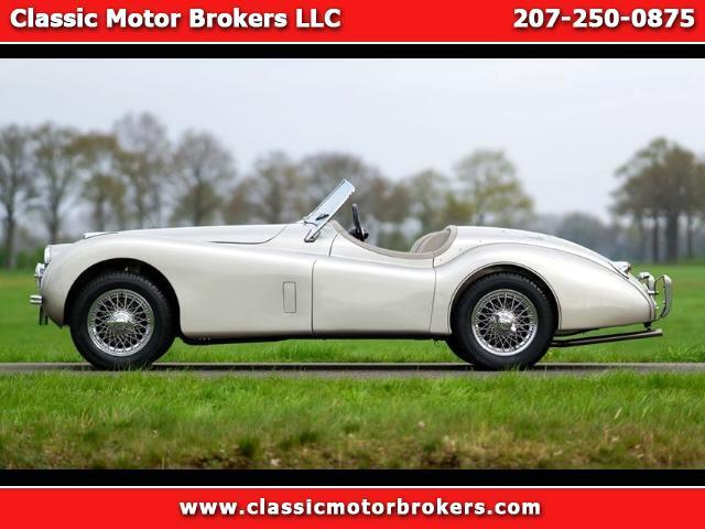 1953 Jaguar XK 120M