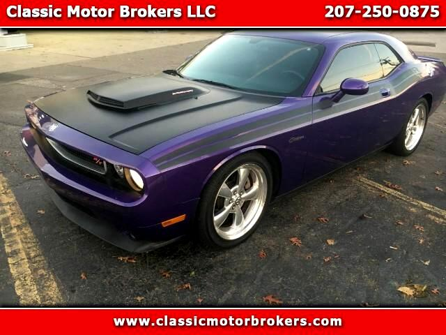 used 2010 dodge challenger r t for sale in scarborough me 04070 classic motor brokers llc. Black Bedroom Furniture Sets. Home Design Ideas
