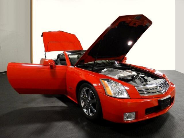 2007 Cadillac XLR Convertible