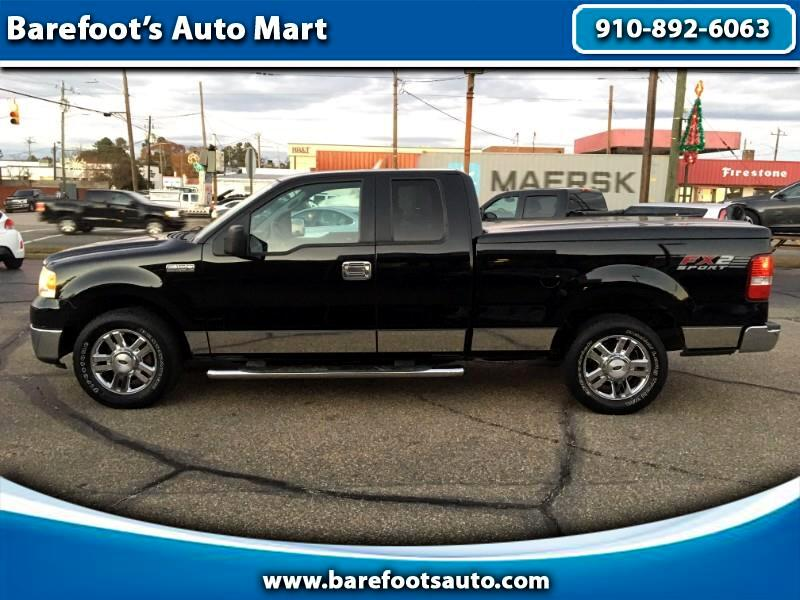 2006 Ford F-150 XLT SuperCab 6.5-ft. 2WD