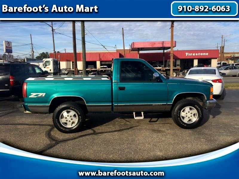 1994 Chevrolet C/K 1500 Reg. Cab 6.5-ft. Bed 4WD