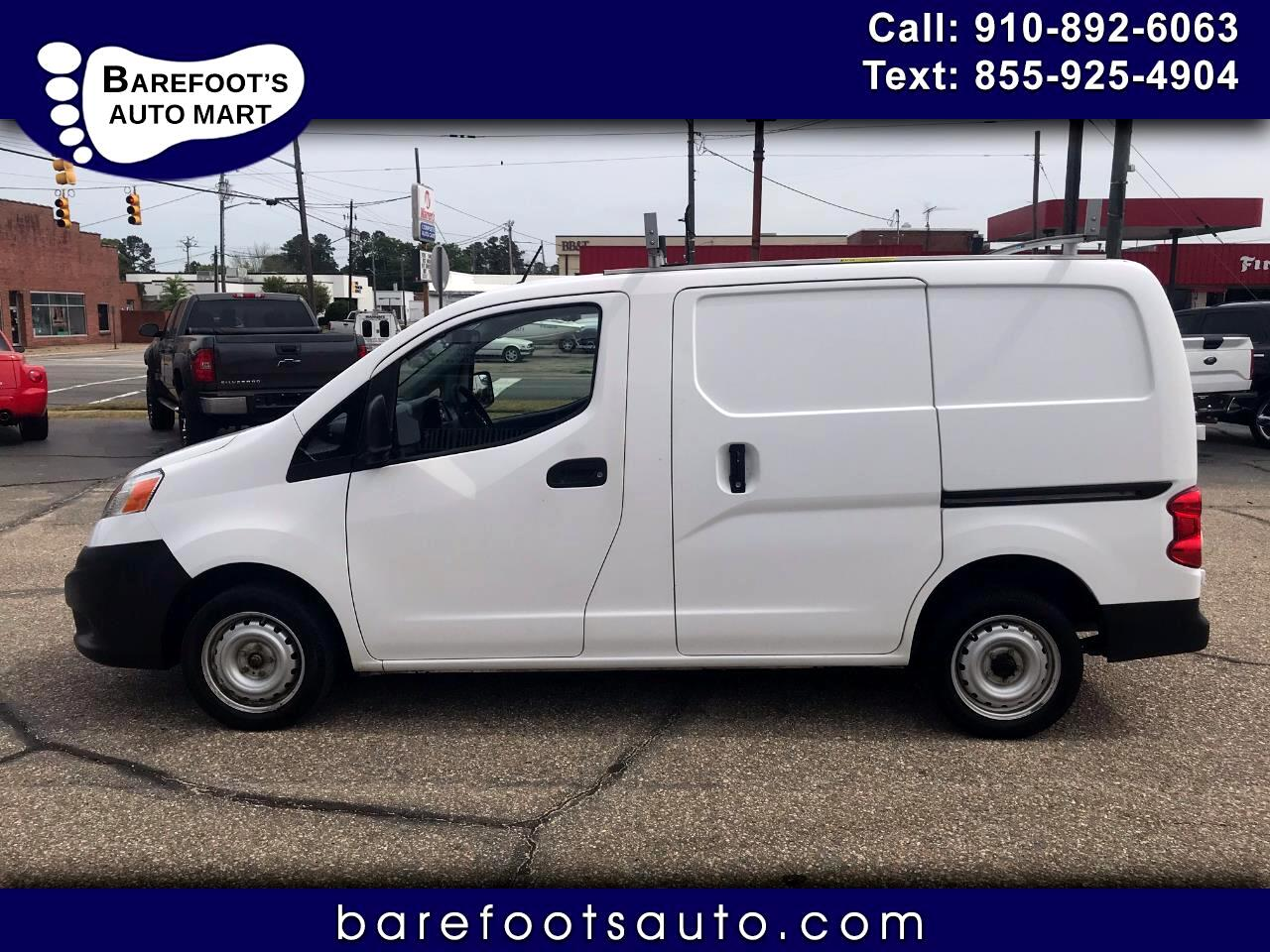 Nissan NV200 Compact Cargo I4 S 2017
