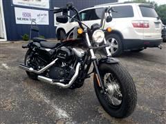 2011 Harley-Davidson XL1200X
