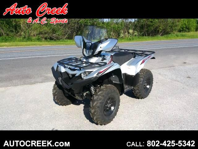 2018 Yamaha Grizzly 700 LE