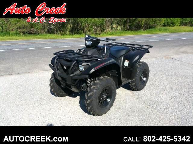2018 Yamaha Kodiak 700 SE