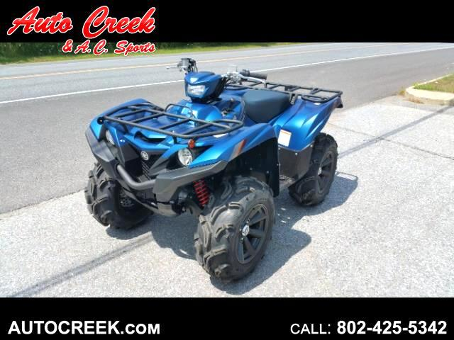 2019 Yamaha Grizzly 700 SE