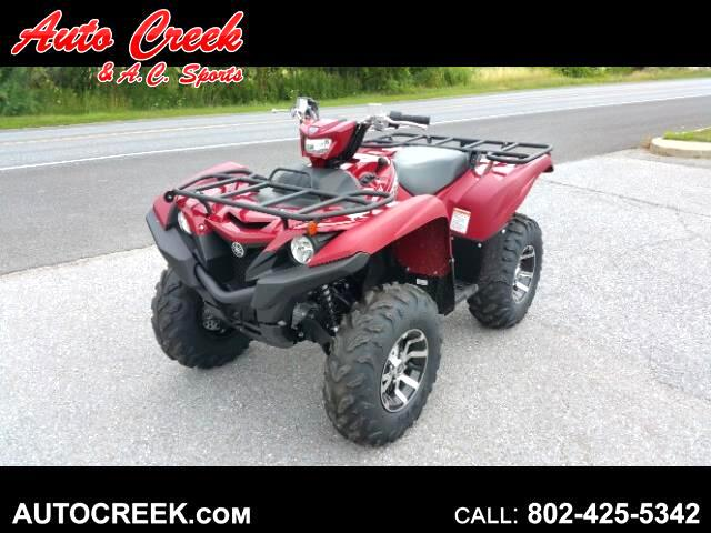 2019 Yamaha Grizzly 700
