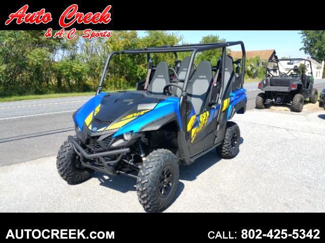 2019 Yamaha 4x4 Wolverine X4 SE