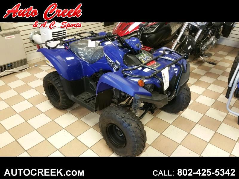 Yamaha Grizzly  2019
