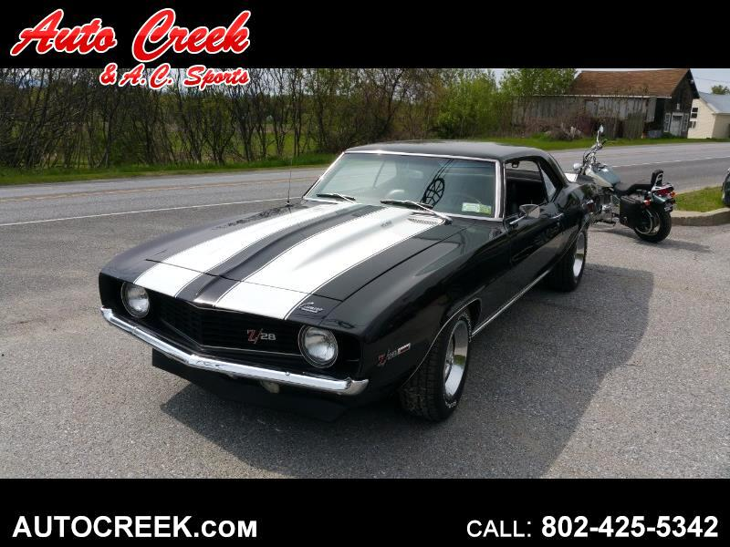 Used 1969 Chevrolet Camaro 2dr Coupe Z28 for Sale in