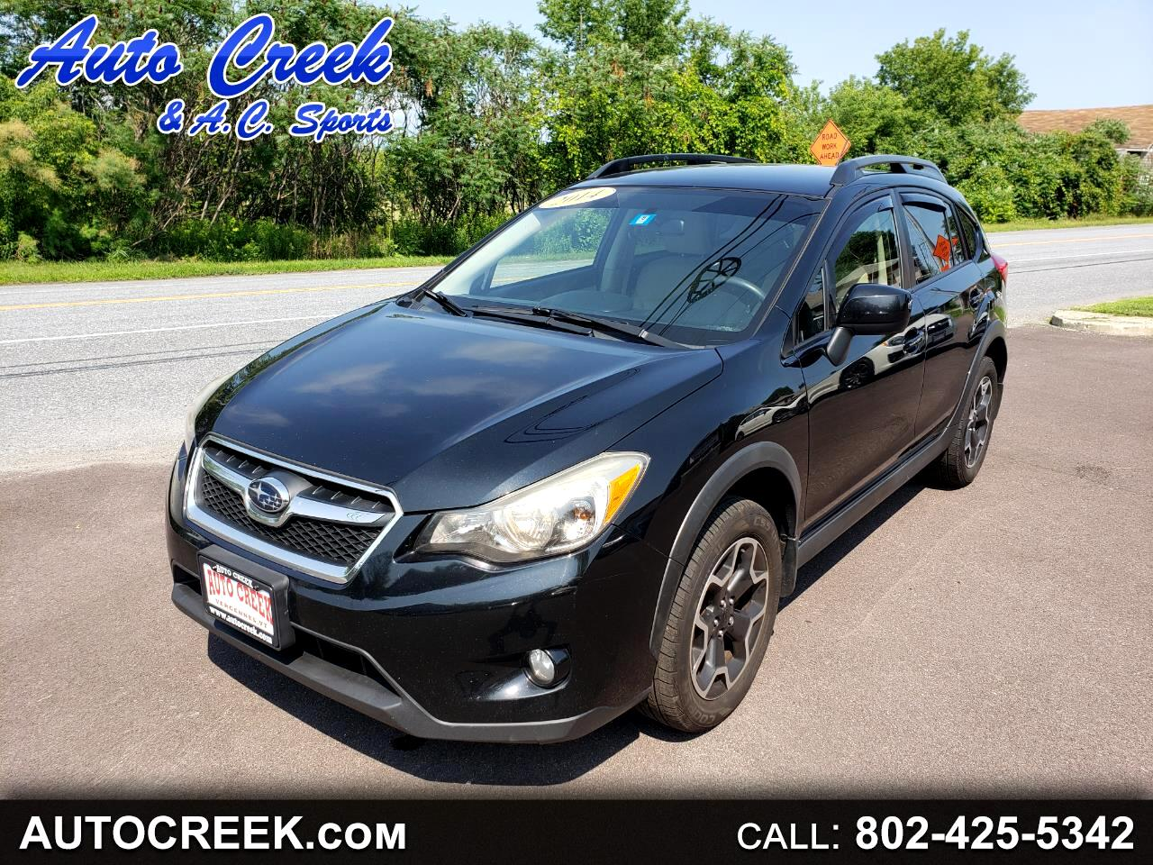 Subaru XV Crosstrek 2.0i Premium CVT 2014