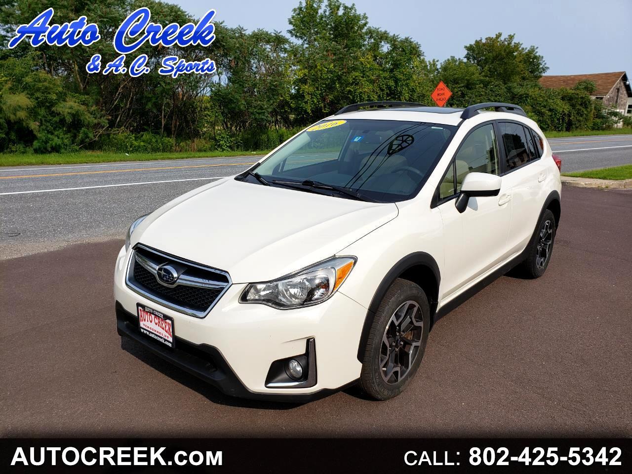 Subaru Crosstrek 2.0i Premium CVT 2016