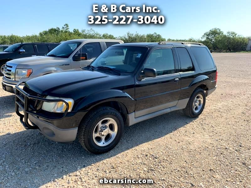 "2003 Ford Explorer Sport 2dr 102"" WB Choice"