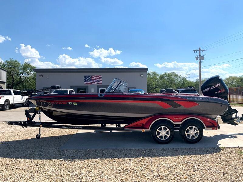 Ranger Boats 621 VS  2011