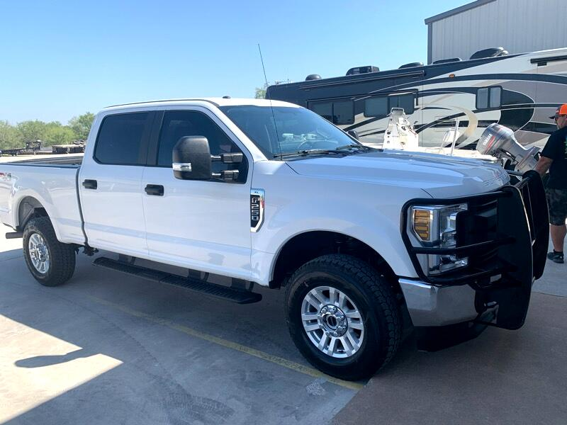 Ford F-250 SD XL Crew Cab Short Bed 4WD 2018