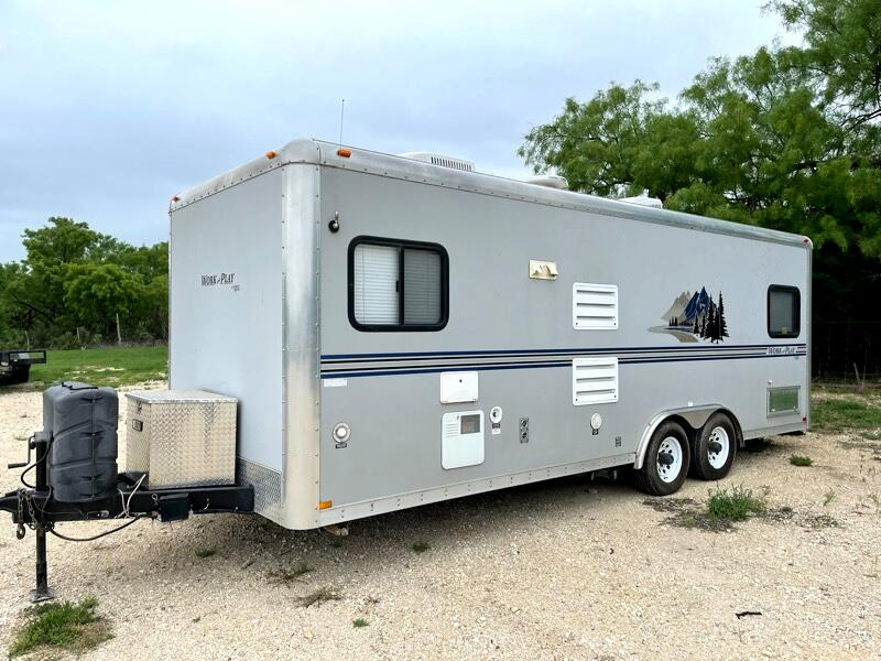Work and Play Toy Hauler  2004