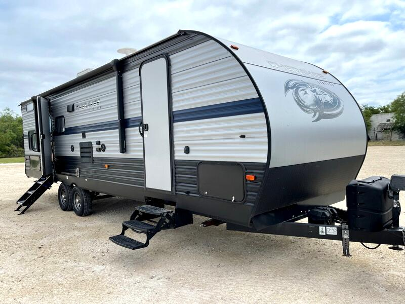 Forest River Cherokee Grey Wolf 26 BH 2019