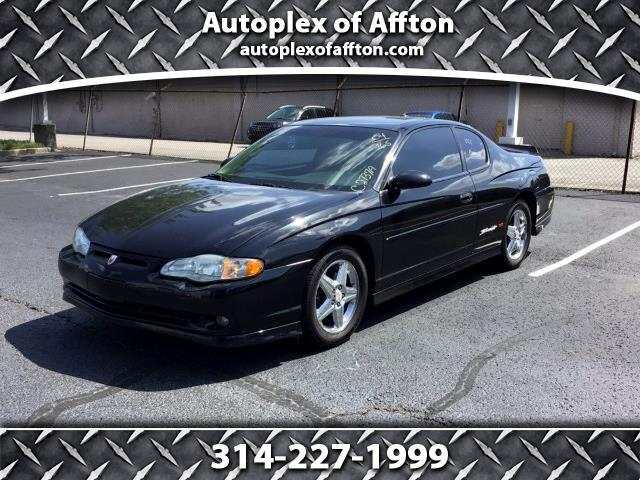 2004 Chevrolet Monte Carlo SS Intimidator