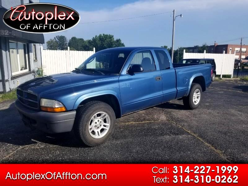 2003 Dodge Dakota SXT Club Cab 2WD