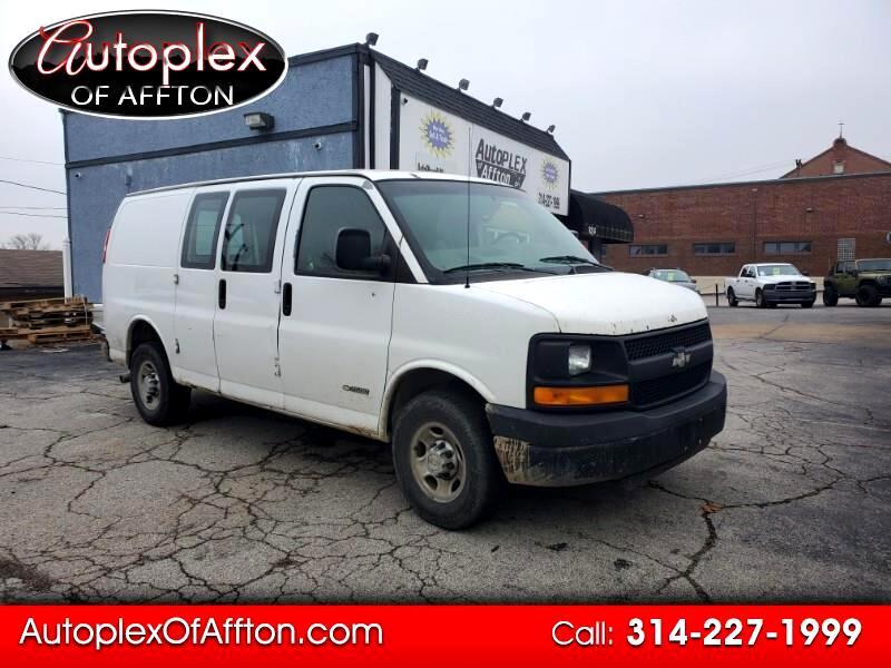 Chevrolet Express 2500 Cargo 2006
