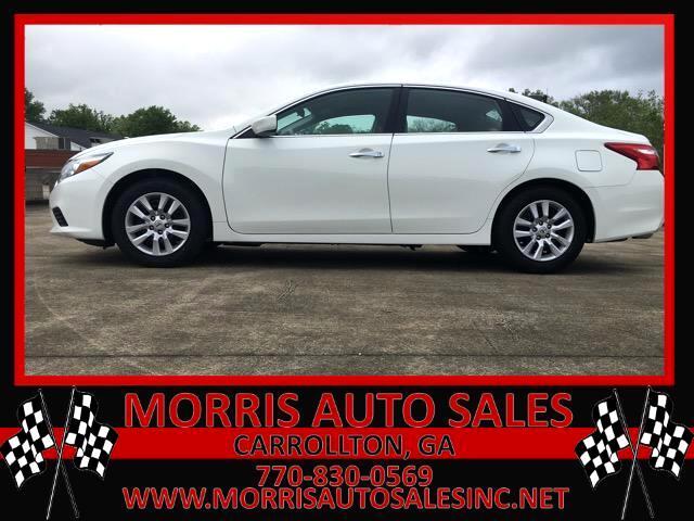 Used 2016 Nissan Altima for Sale in Carrollton, GA 30117 Morris Auto Sales GA