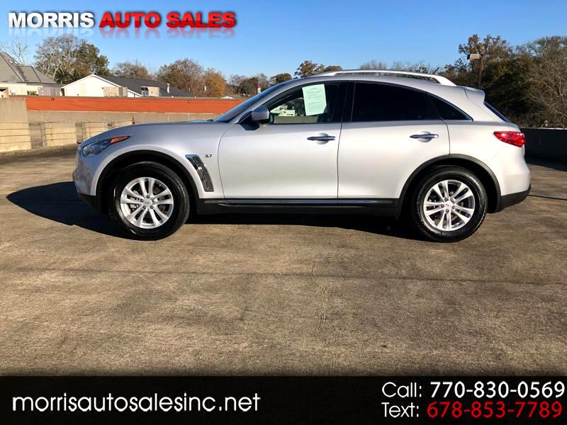 2017 Infiniti QX70 Base AWD