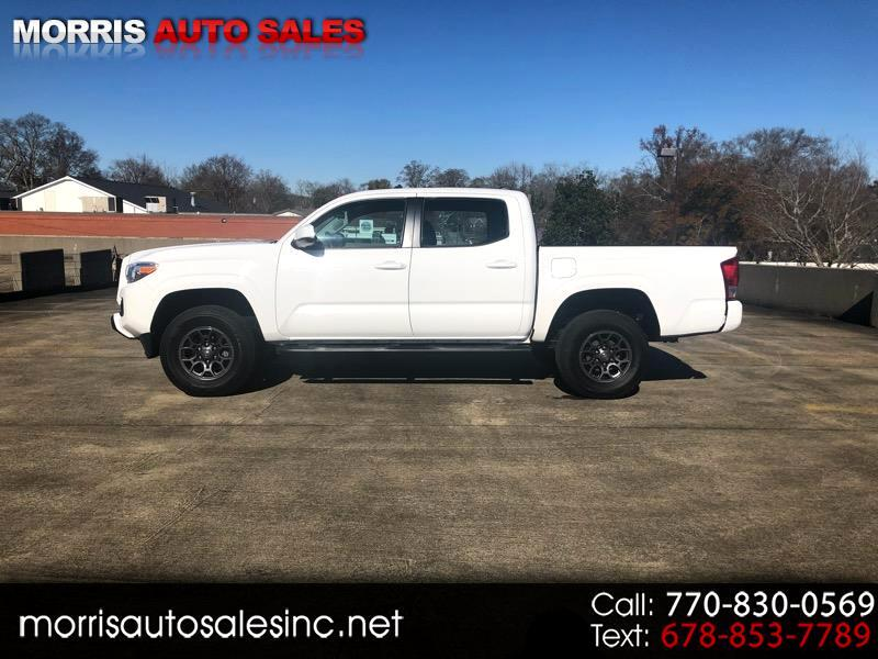 2016 Toyota Tacoma SR5 Double Cab 5' Bed I4 4x2 AT (Natl)